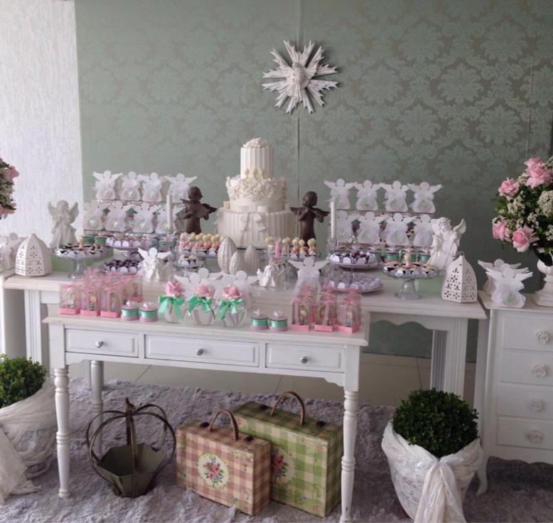 101 fiestas ideas para la mesa de dulces de la primera - Decoracion los angeles ...
