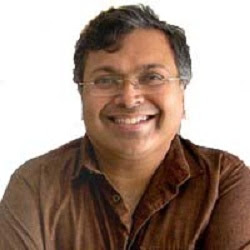 The meaning of 'mythology' changed... Said Devdutt Pattanaik
