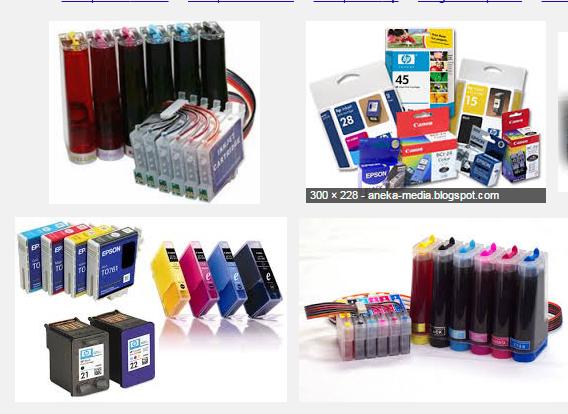 memilih tinta printer sesuai kebutuhan cetak