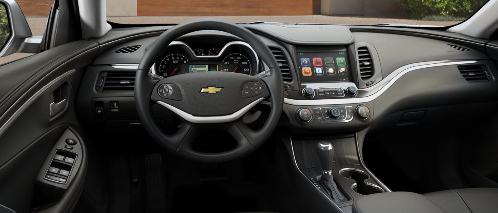 Gm will not stop with the exterior of the device the car also will enhance the interior design of the car the upcoming chevrolet impala 2016 will come