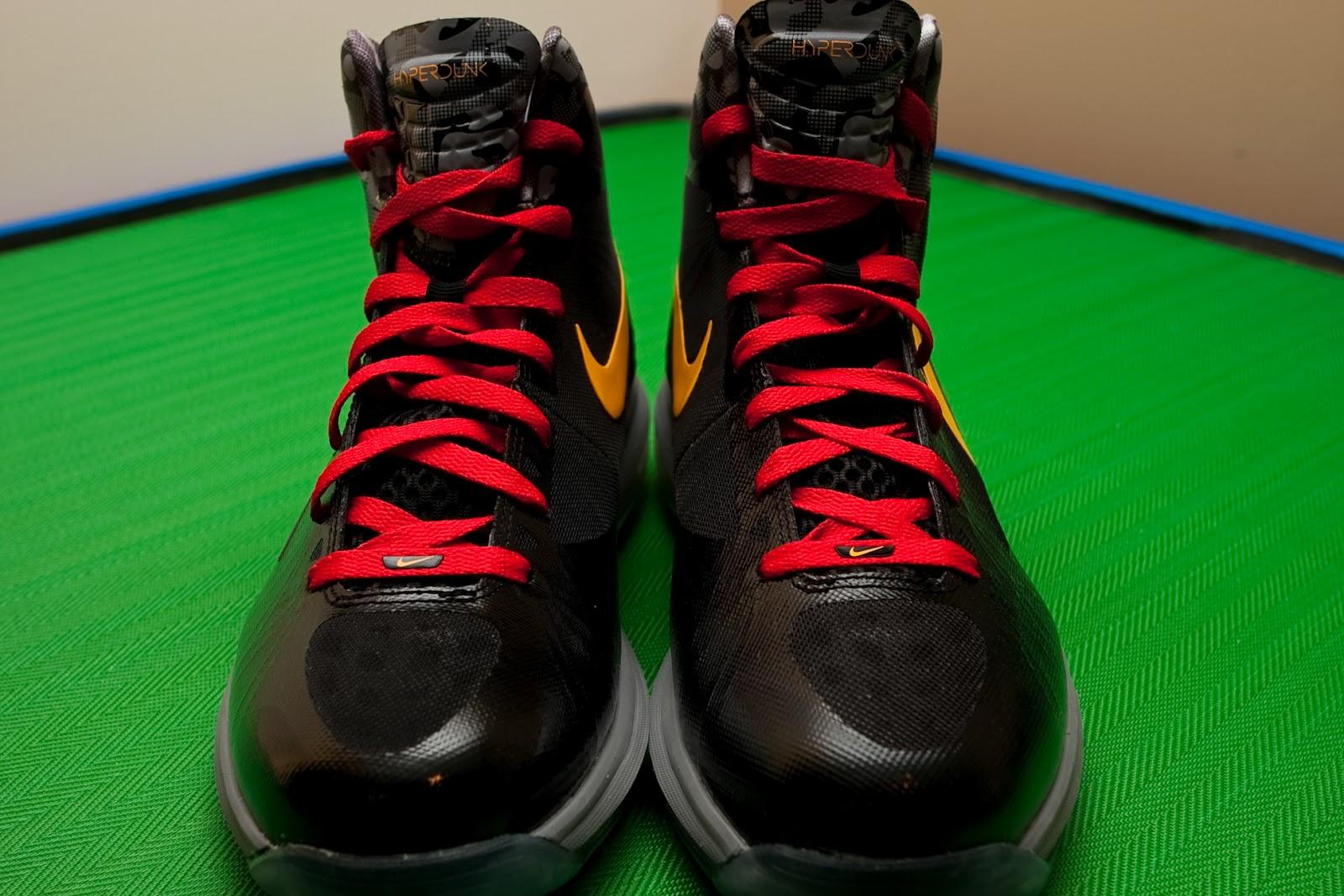 Air Max Hyperdunk 2011 - Chris Bosh - Teaser Joel Anthony wearing Nike ... 5141f024bb