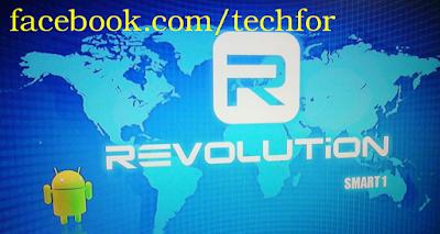 شاشة بداية REVOLUTION SMART 1