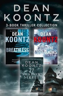 3-Book Thriller Collection epub kindle pdf by Dean Koontz