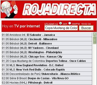 Roja Directa Online Roja Directa Fútbol En Vivo