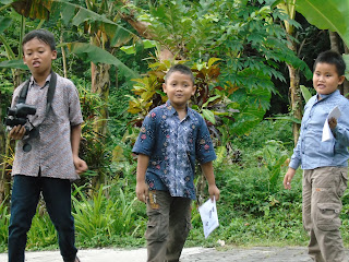 Birdwatching for Kids di Sedayu Bantul