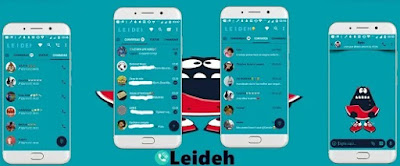 Temas GBWhatsApp - Monster [Themes WhatsApp] - Temas GB