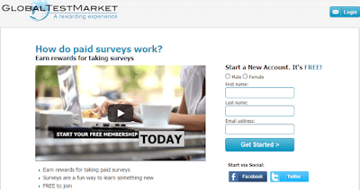 global test market surveys