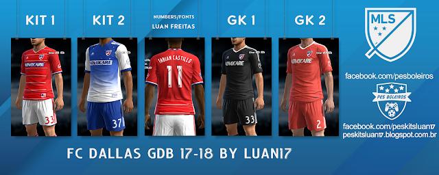 FC Dallas Adidas [2017-18]