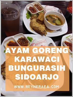 Ayam goreng karawaci Bungurasih Sidoarjo