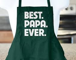 Father's Day Grill Apron & Other Gift Ideas