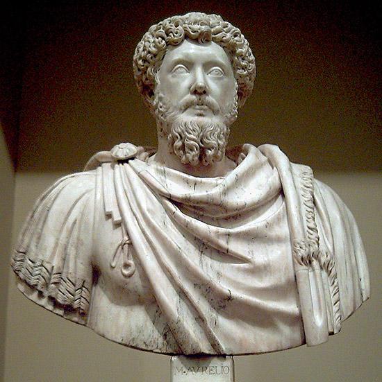 Marco Aurelio Marcus Aurelius Romanoimpero Com