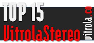 VitrolaStereo's Top 15 of 2016