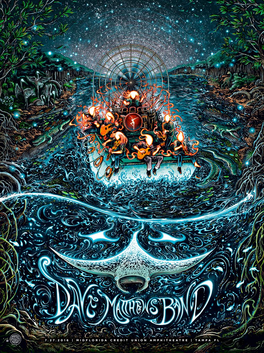 Tour Poster Frame
