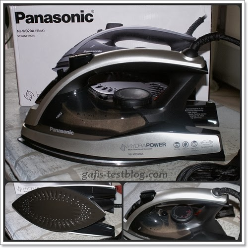 Dampfbügeleisen Panasonic NI-W920A STEAM IRON