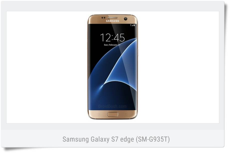 Download firmware Samsung Galaxy S7 edge SM-G935T TMB USA (T-Mobile)