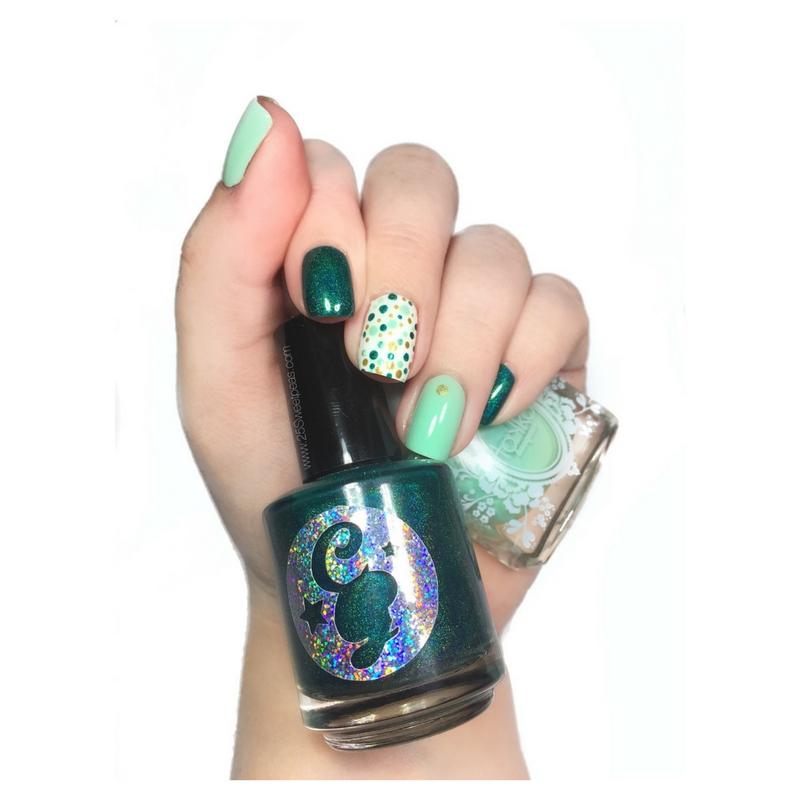 Dotticure nails