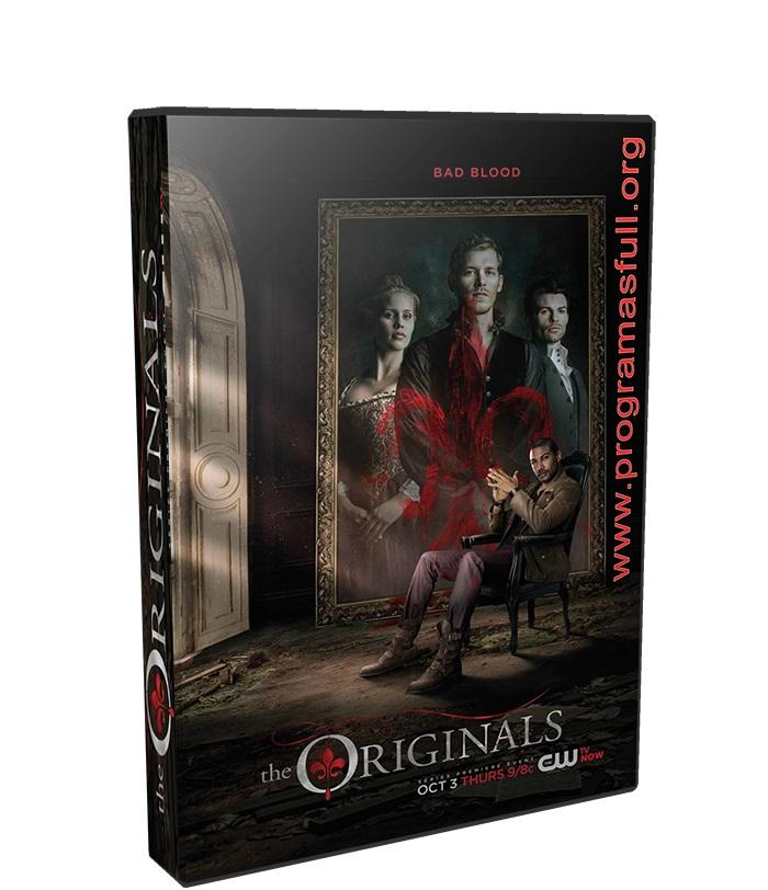 the originals temporada 4 poster box cover