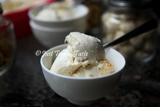 Resep Es Krim Durian JTT