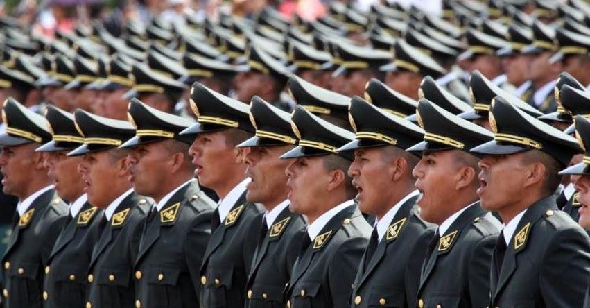 Postulantes a escuelas PNP pasarán prueba del polígrafo desde el 2019, informó el Ministerio del Interior - MININTER - www.mininter.gob.pe