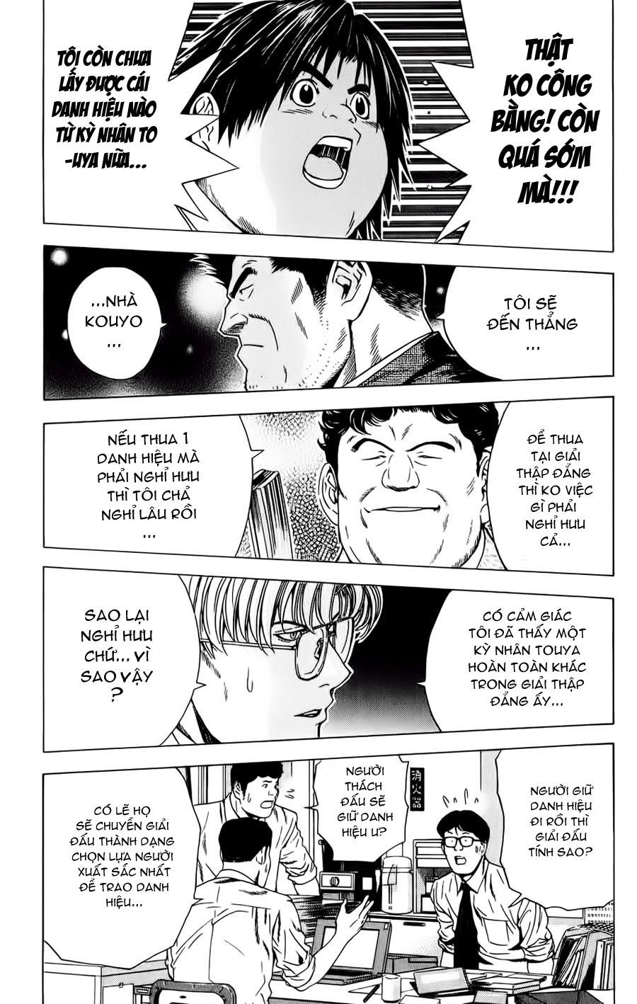 Hikaru No Go hikaru no go chap 121 trang 5