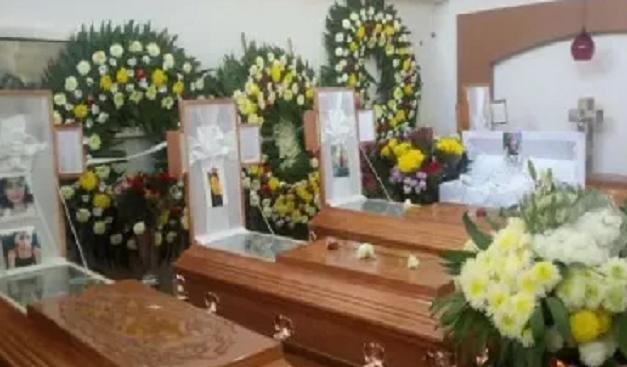 Las imagenes de terror familia ejecutada en Temixco tenía tiro de gracia, hasta el bebé de 3 meses 4 mujeres y un adolescente