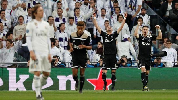 Real Madrid Di Hajar Ajax Dan Carvajal Sebut Musim Ini Terburuk 2019