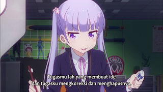 Download New Game!! Season 2 Episode 2 Subtitle Indonesia