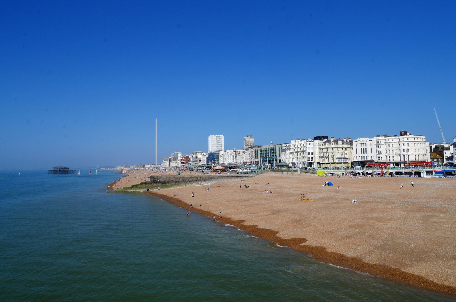 Brighton Beach, East Sussex