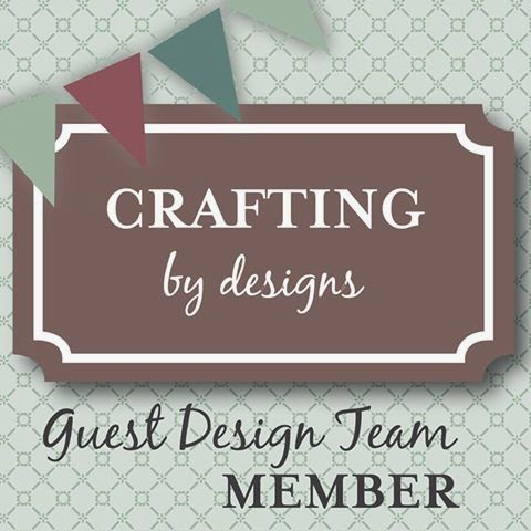I'm a GDT on Crafting By Design - Mar 19th!