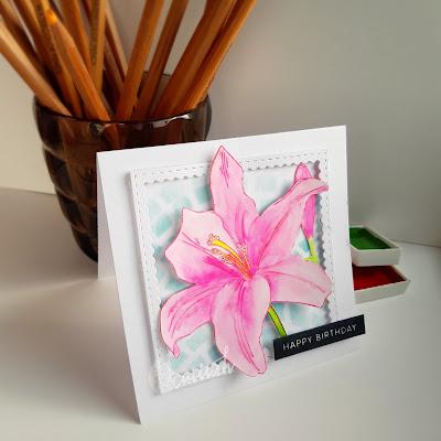 ishani card, Quillish, Uniko ltd stamps