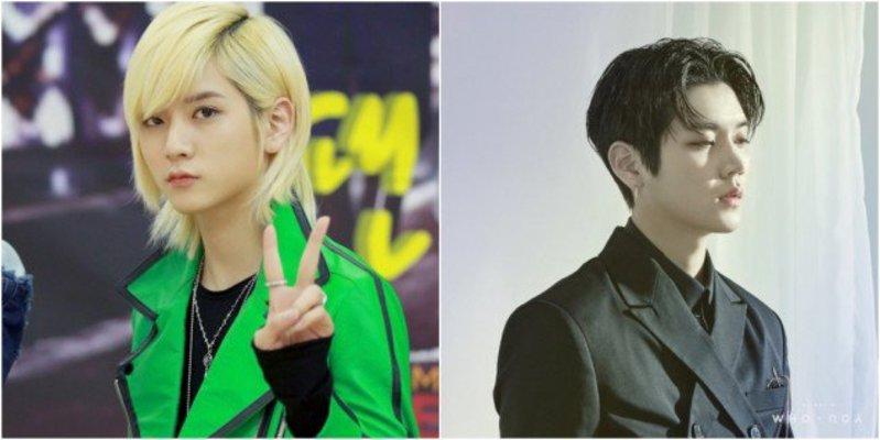 Samuel Kim, Produce 101, 1PUNCH, Taemin, SHINee, Jungkook, BTS, Ren , NU'EST, NU'EST W,