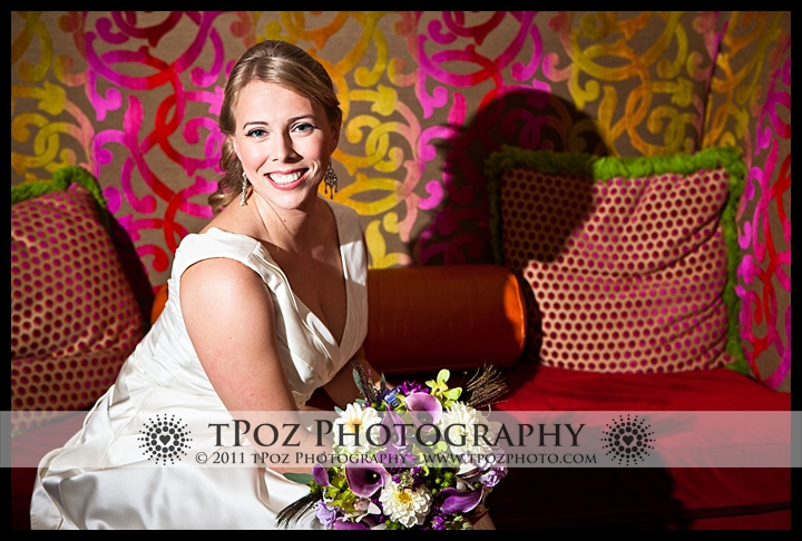 Hotel Monaco Baltimore Wedding Bride Photo