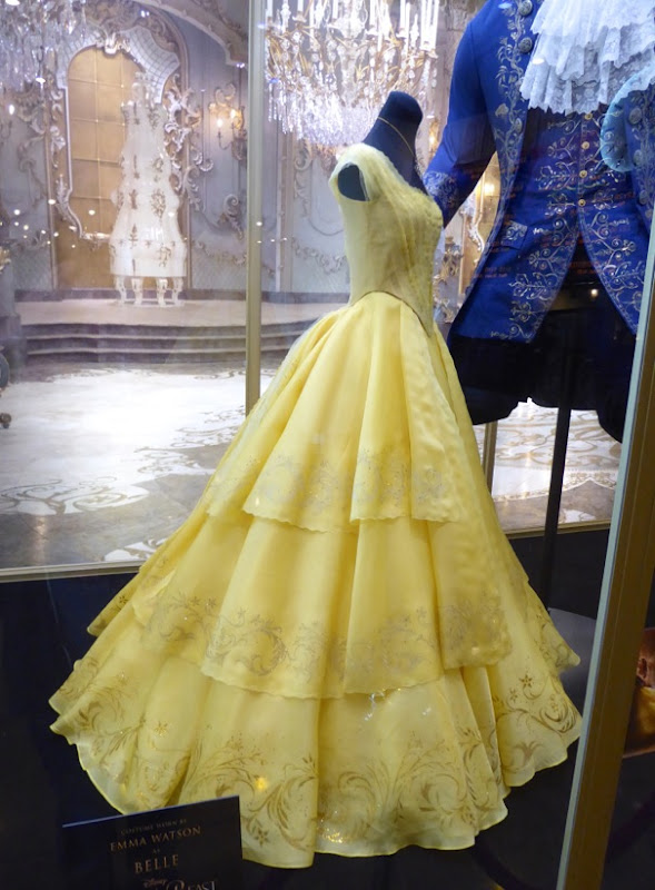 Belle yellow ball gown Beauty and the Beast