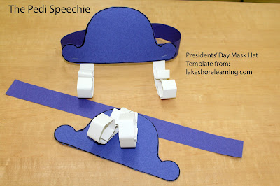 speech therapy craft idea
