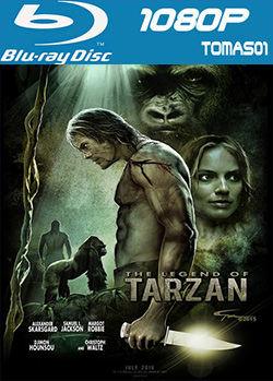 La leyenda de Tarzán (2016) BRRip 1080p / BDRip m1080p