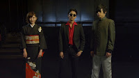 Yamato, Amu and Tusk in disguise