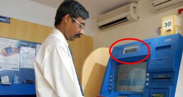 MENGEJUTKAN..Ternyata, Inilah Fungsi Cermin Cembung di Mesin ATM