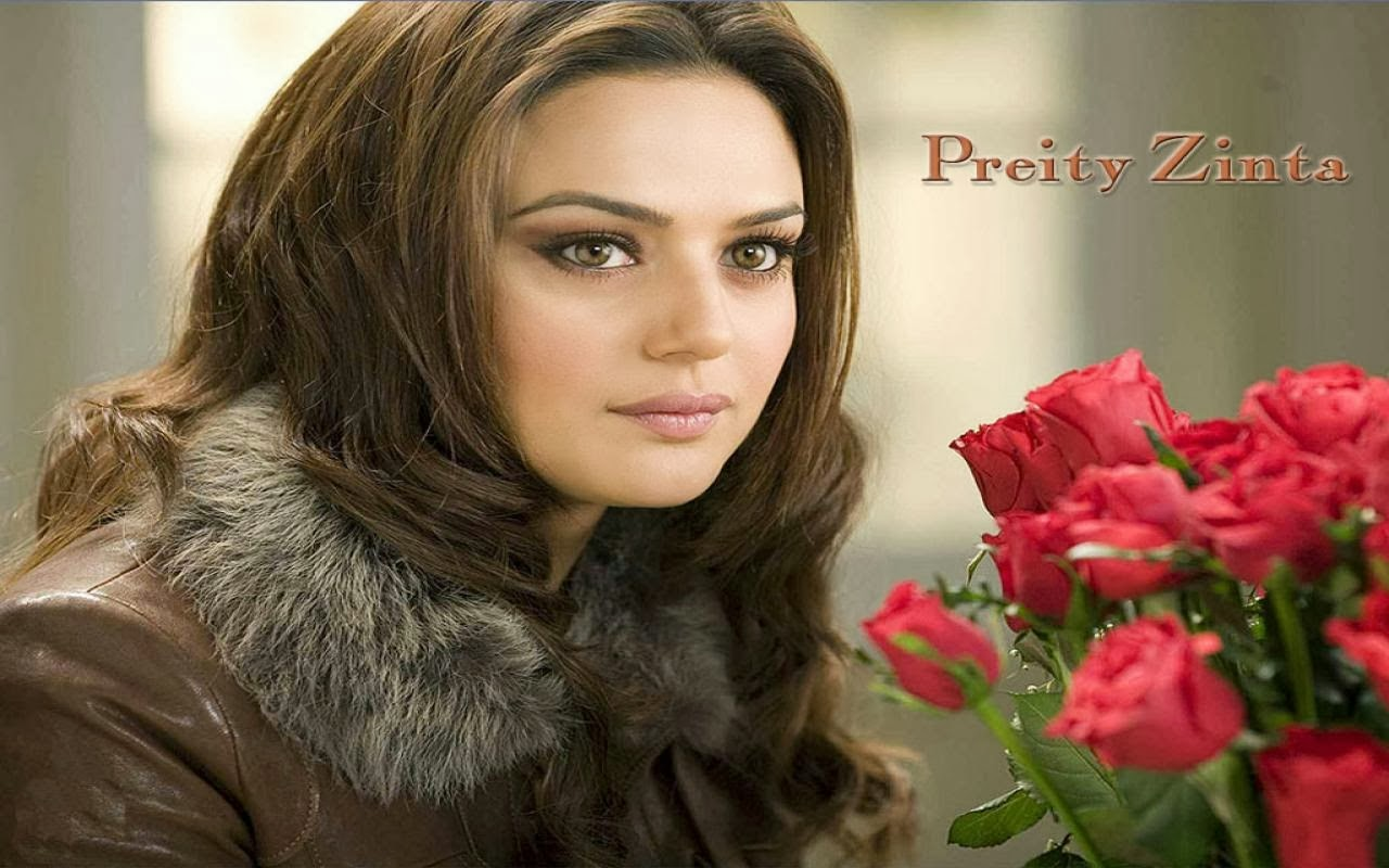 Preity Zinta Full Hd Wallpapers: Preity Zinta HD Walpapers-all About World