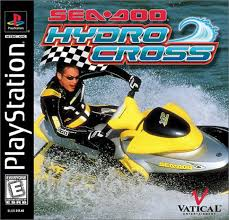 Sea-Doo Hydrocross - PS1 - ISOs Download