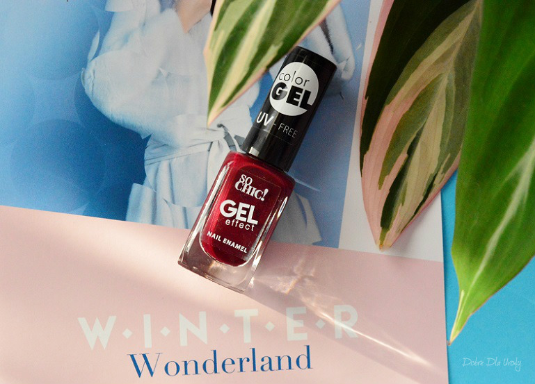 ShinyBox Winter Wonderland - So Chic! Lakier do paznokci Gel Effect