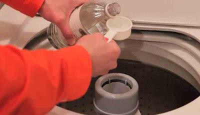 Deterjen alami dari cuka putih