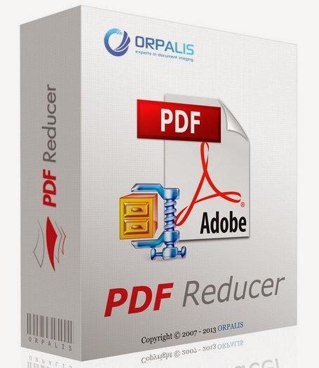 ORPALIS PDF Reducer Pro 1.1.4 Free/Free