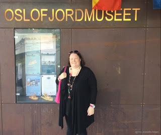 Utenfor Oslofjordmuseet.