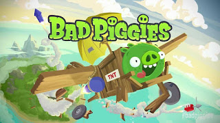 Bad Piggies HD apk