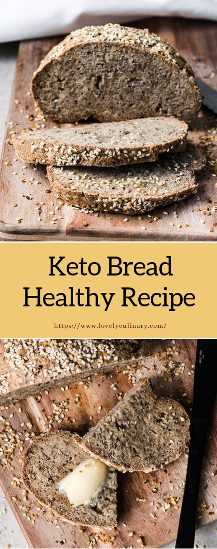 Keto Bread healthy #recipe #keto