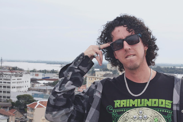"""O rapper Baltazar, lança o ep """"Gênesis"""""""