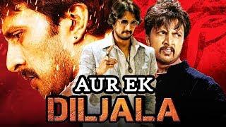 Aur Ek Diljala (Nalla) 2019 Hindi Dubbed 720p HDRip x264 500MB