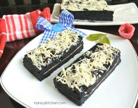 Resep Cake Oreo Lapis Keju