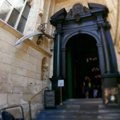 Puerta de la Catedral de Wawel