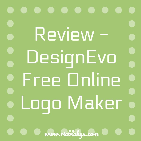 Review Designevo Free Online Logo Maker It S My Party